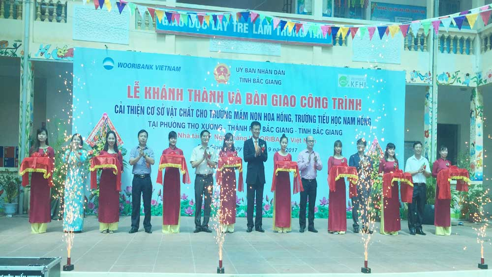 Bac Giang province, cooperation enhancement, Foreign Non-Governmental Organization' Assistance, NGO,  socio-economic development plans, sustainable poverty reduction, friendly and cooperative relationships