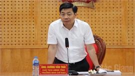 Bắc Giang: Đề nghị xét công nhận huyện Tân Yên đạt chuẩn nông thôn mới
