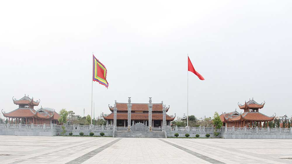 Bac Giang recognizes Relic site of Camphor tree and Xuong Giang Victory Site