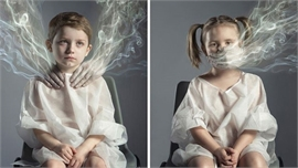 Trẻ em cần tránh xa khói thuốc