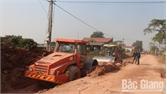 Tân Yên ưu tiên nguồn lực, hoàn thiện tiêu chí giao thông