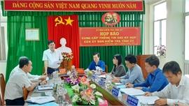 Thi hành kỷ luật 4 lãnh đạo Hội Chữ thập đỏ tỉnh Vĩnh Long