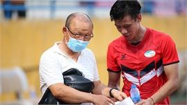Thầy Park dự khán, CLB Hà Nội thắng CLB Viettel trước ngày V-League trở lại