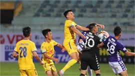 Toàn bộ lịch thi đấu V-League theo thể thức mới
