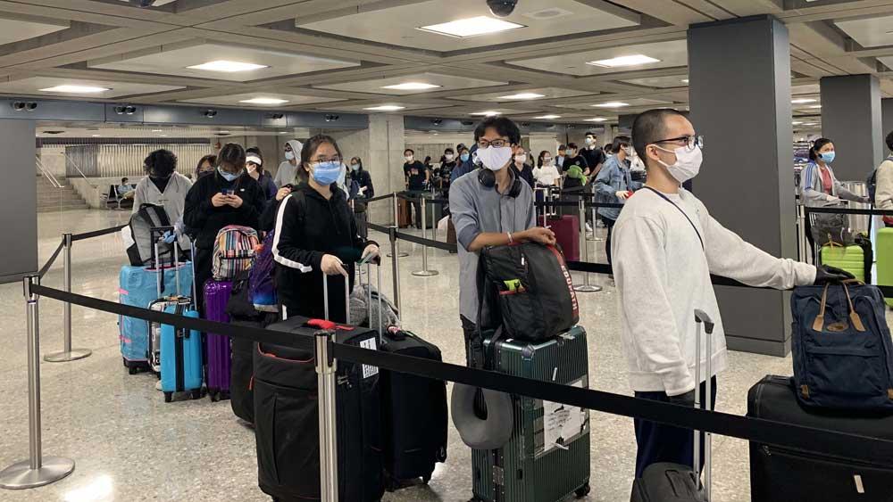 Đưa công dân Việt Nam, Hoa Kỳ, về nước an toàn, phòng chống dịch bệnh, vệ sinh dịch tễ, giám sát y tế, cách ly tập trung