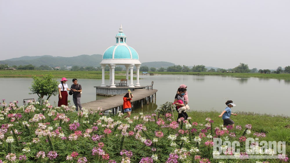 Bac Giang restarts tourism after Covid-19 pandemic