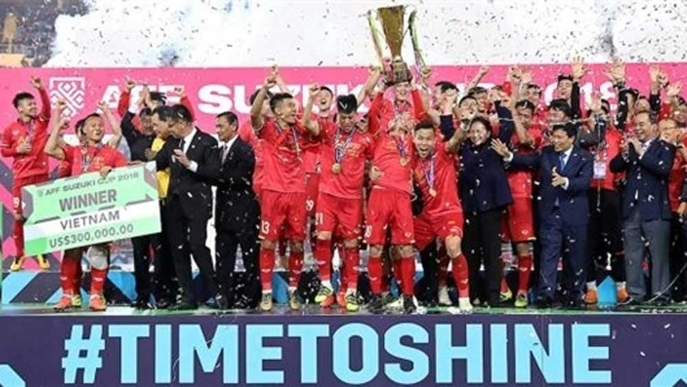 Defending champions Vietnam to send strongest team to AFF Cup