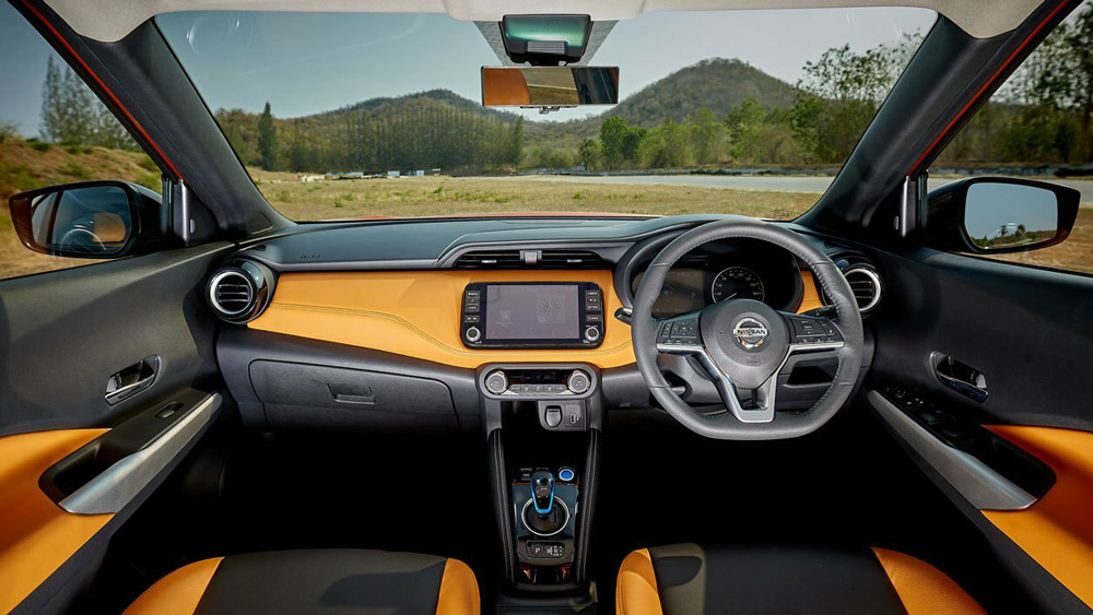 ôtô điện, crossover, Nissan Kicks e-Power