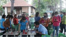 Hàng trăm công nhân bị giật hụi ở Đồng Nai