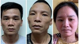 Bắc Giang: Triệt phá sới bạc quy mô lớn, tạm giữ 14 đối tượng