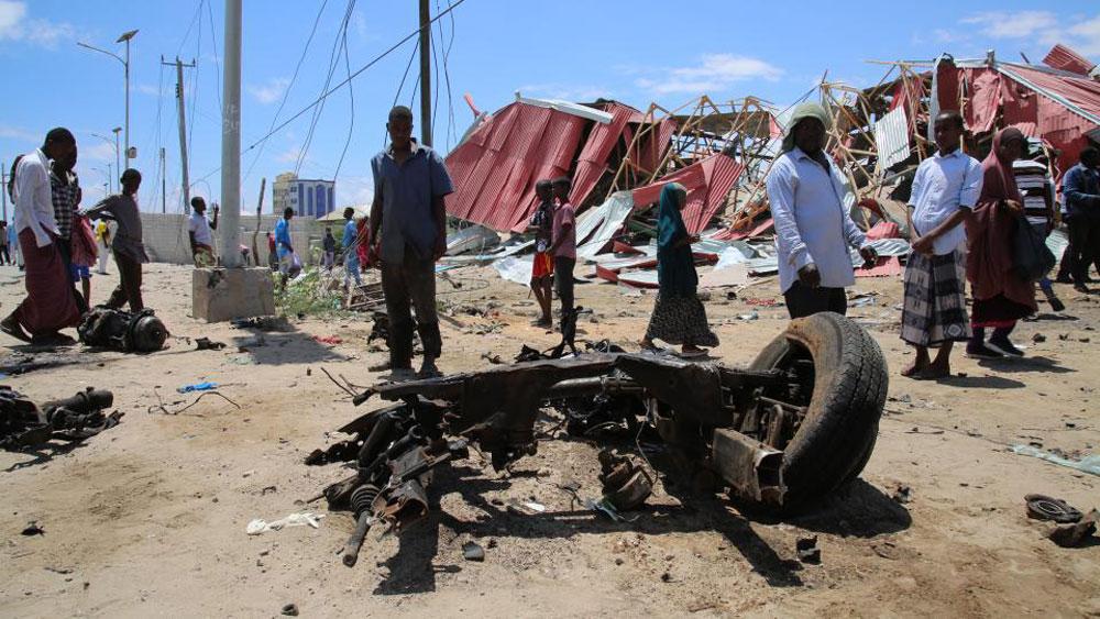Somalia đánh bom liều chết, thống đốc bang thiệt mạng al-Shabaab, đánh bom khủng bố