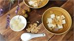 'Che khuc bach': A dessert to cool Hanoi's hot summer