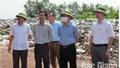 Phó Chủ tịch Thường trực UBND tỉnh Lại Thanh Sơn: Hiệp Hòa thực hiện Chỉ thị 17 chưa đạt yêu cầu