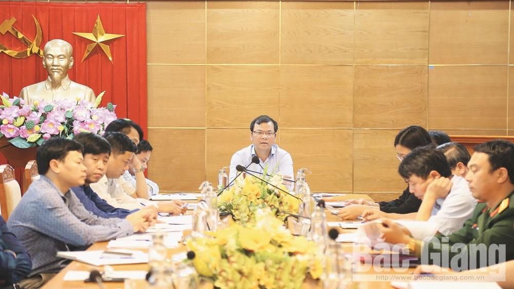 Đại hội, Đảng bộ, Bắc Giang, văn kiện,