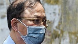 Đô đốc Nguyễn Văn Hiến khai 'quá tin cấp dưới'