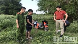 Công an Bắc Giang: Truy bắt nhanh đối tượng dùng dao đe dọa, cướp tiền, vàng tại cửa hàng quần áo