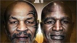 Mike Tyson tái xuất