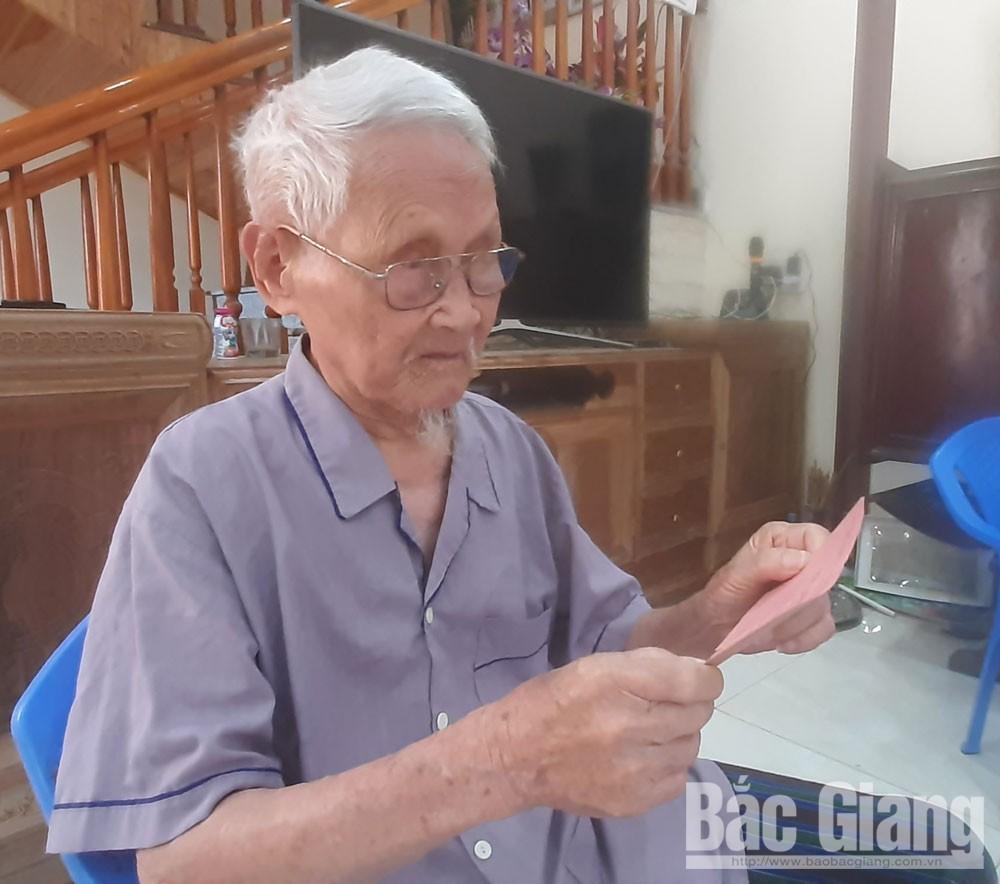 Bác Hồ, Chủ tịch Hồ Chí Minh, Bắc Giang, cụ Nguyễn Văn Dưỡng