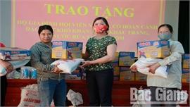Lạng Giang: Nhiều việc làm giúp phụ nữ, trẻ  em nghèo