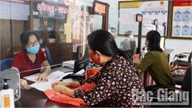 Bắc Giang tăng điểm ở cả hai chỉ số cải cách hành chính và hài lòng của người dân