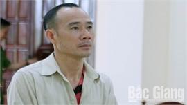 Bắc Giang: Phạm 3 tội, bị cáo Dương Ngọc Tuần lĩnh án 25 năm tù