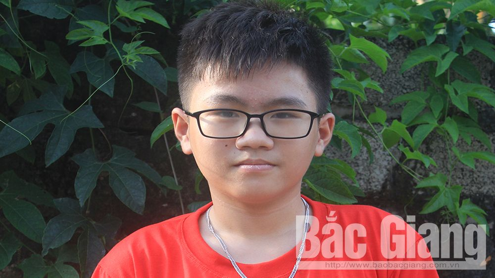 Kim Dong Prize awarded to two Bac Giang's Young Pionner Commanders
