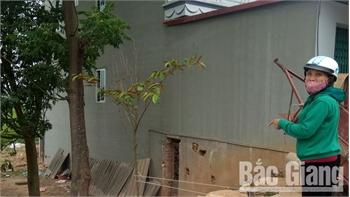 Xã Ngọc Thiện (Tân Yên): Sai sót khi giao đất, hơn 20 năm chưa giải quyết xong