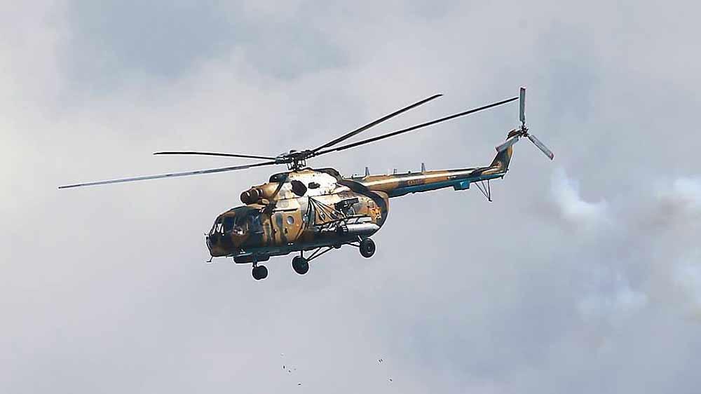Nga, trực thăng Mi-8 rơi, thiệt mạng phi hành đoàn, tổ lái