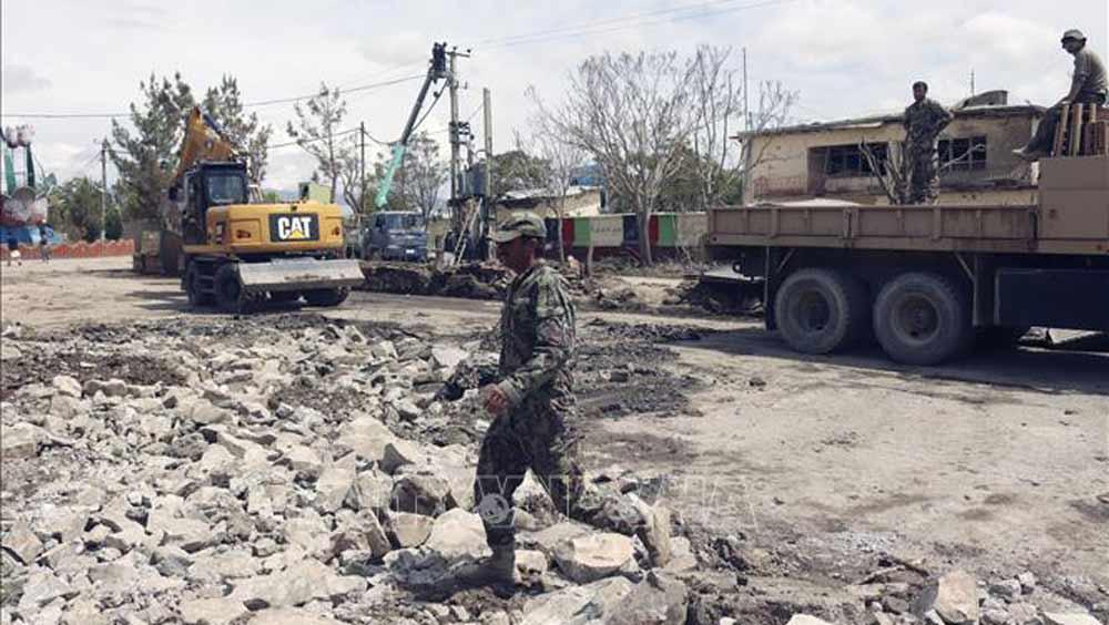 Afghanistan, Taliban, thỏa thuận hòa bình