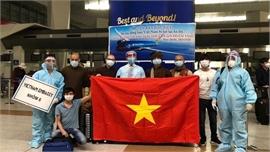 Đưa gần 340 công dân Việt Nam từ Ấn Độ về nước an toàn