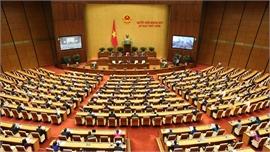 Khai mạc trọng thể kỳ họp thứ 9, Quốc hội khóa XIV: Tạo động lực để đất nước vượt qua khó khăn, tiếp tục tiến bước
