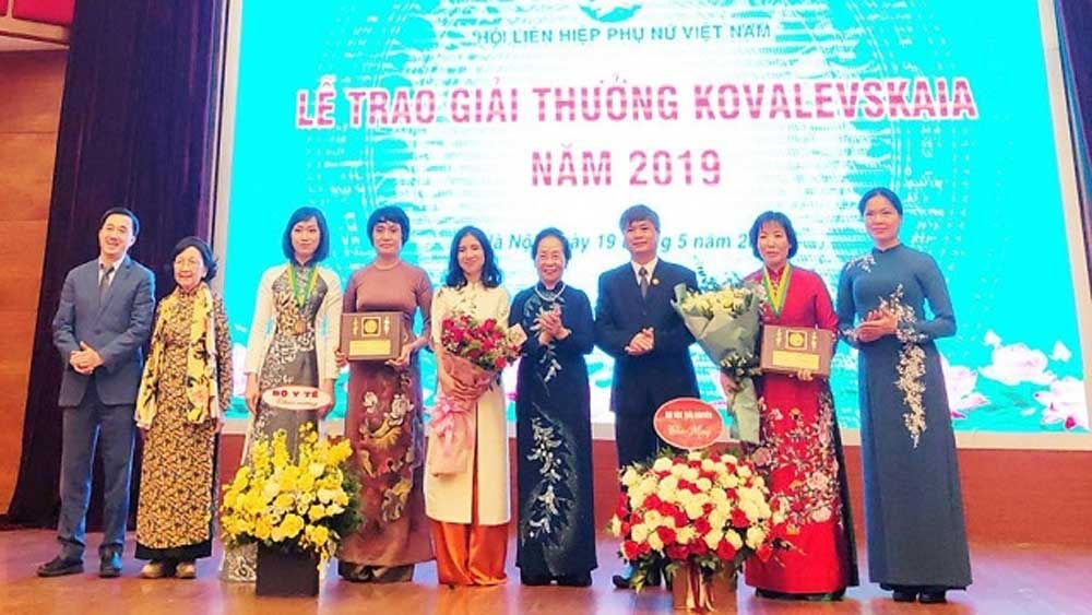 Female scientists honoured with Kovalevskaya Award