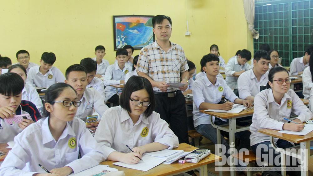 Thi học sinh giỏi THPT năm học 2019-2020, Thi học sinh giỏi, Sở Giáo dục và Đào tạo