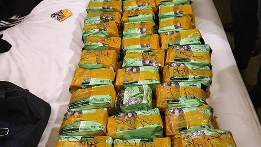 Hành trình triệt phá,  triệt phá đường dây mua bán gần nửa tấn ma túy, mua bán gần nửa tấn ma túy