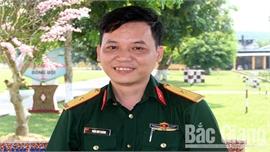 Thiếu tá Trần Như Khánh: Chủ công trên mặt trận không tiếng súng