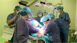 Xuyên đêm thực hiện thành công ca ghép gan từ người cho chết não