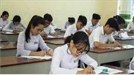 Cán bộ, giảng viên trường đại học không coi thi tốt nghiệp THPT