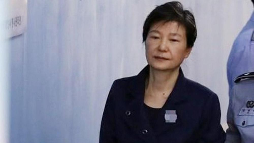 Hàn Quốc, tham nhũng, Tổng thống