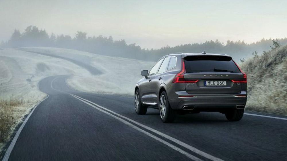 Mọi xe Volvo đời mới giới hạn tốc độ 180 km/h