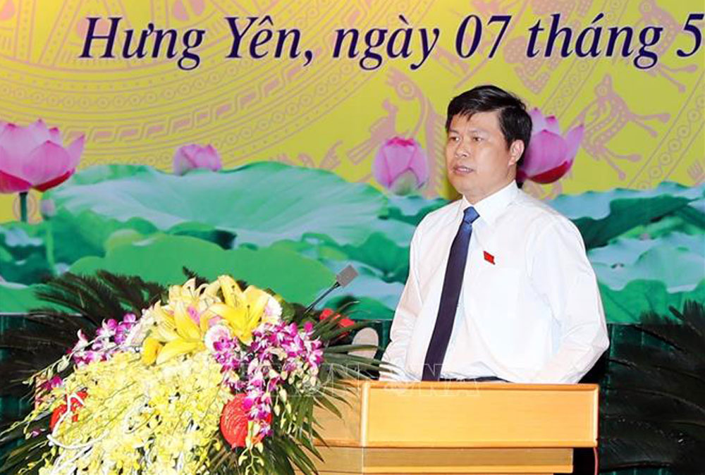 Ủy ban Thường vụ Quốc hội, Nghị quyết nhân sự, Trần Quốc Toản, Nguyễn Văn Thắng, Triệu Thế Hùng