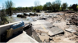 Bang Mỹ hứng thảm họa vỡ đập giữa Covid-19