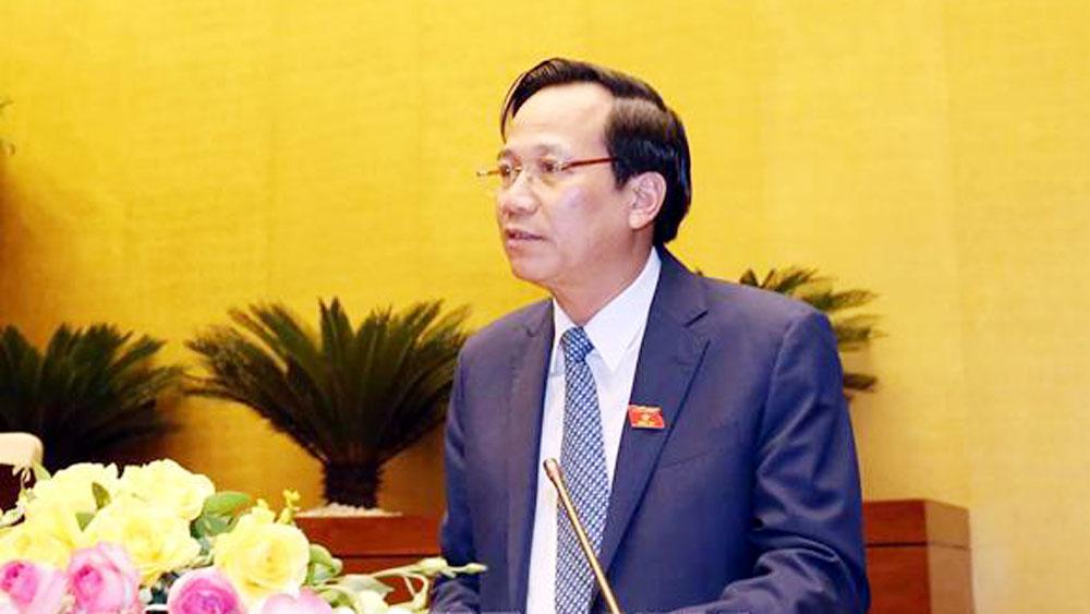 Đào tạo nguồn nhân lực, xây dựng đất nước, công nghiệp hóa, hiện đại hóa, Đào Ngọc Dung,  Nguyễn Thúy Anh