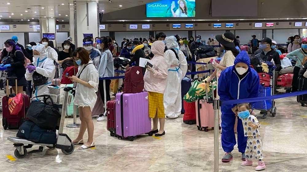 240 công dân Việt Nam, từ Myanmar về nước an toàn, hoàn cảnh đặc biệt khó khăn, hỗ trợ công dân, an toàn, vệ sinh dịch tễ, dịch Covid-19