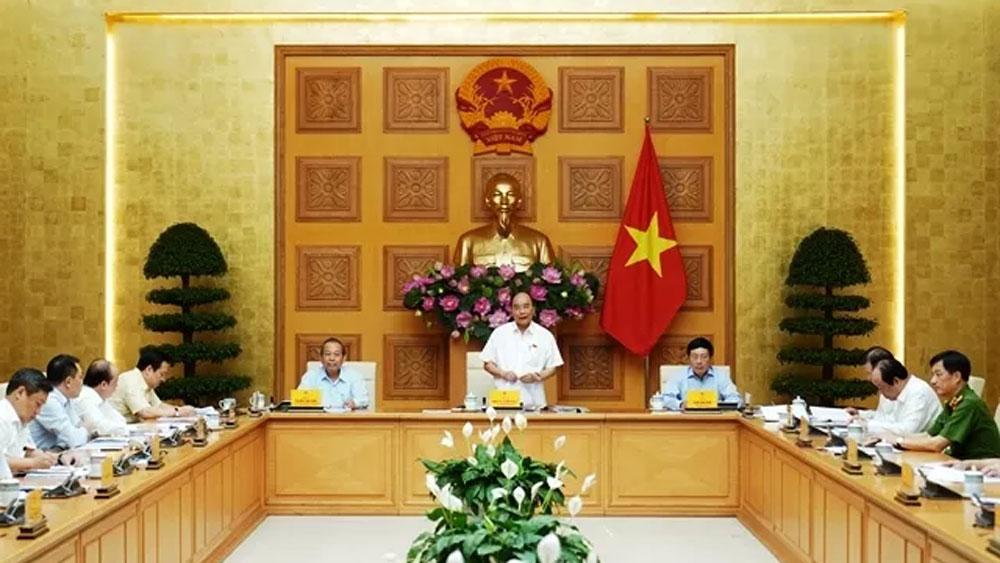 Thường trực Chính phủ, tháo gỡ khó khăn, PVN, Vietnam Airlines
