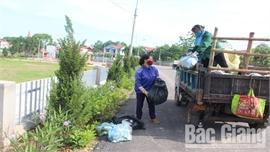 """Lời giải nào cho """"bài toán"""" xử lý rác thải nông thôn? Bài 3: Xử lý triệt để rác thải -  nhiệm vụ trọng tâm, cấp thiết"""