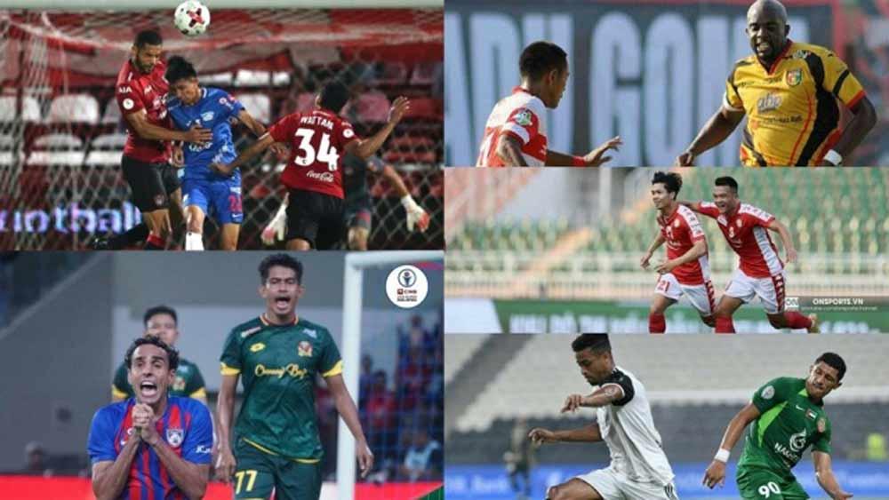 Thái lan, vòng loại World Cup, đội tuyển Việt Nam, Malaysia