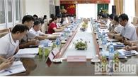 Hội thảo đề xuất giải pháp phát triển cụm tương hỗ vải thiều ở Bắc Giang