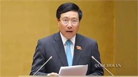 Ban hành Luật Thỏa thuận quốc tế tạo cơ sở cho việc đẩy mạnh hội nhập và hợp tác