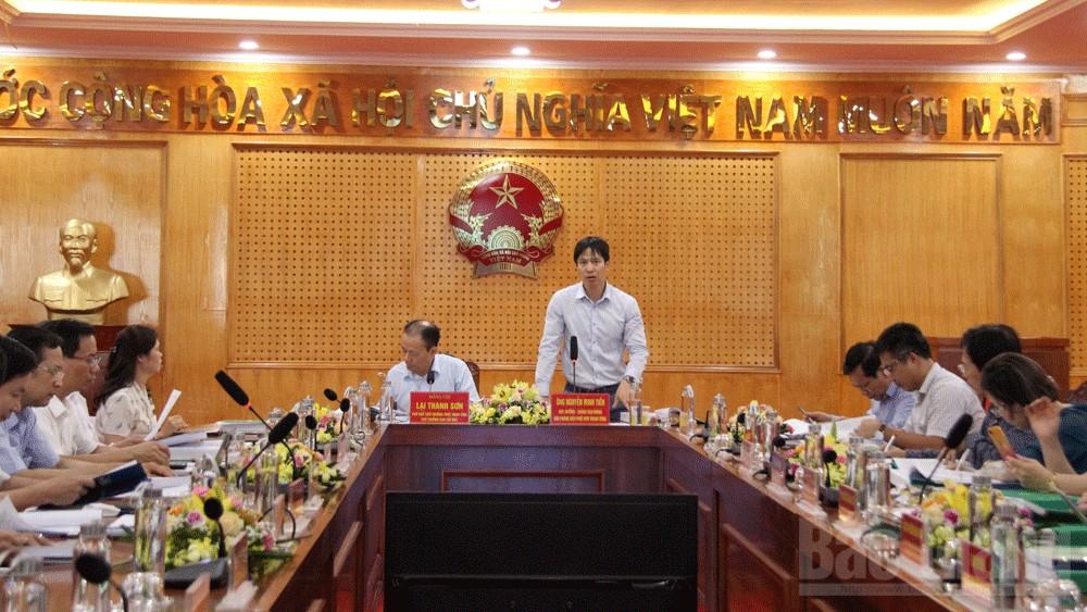 nông thôn mới; Tân Yên; Bắc Giang.