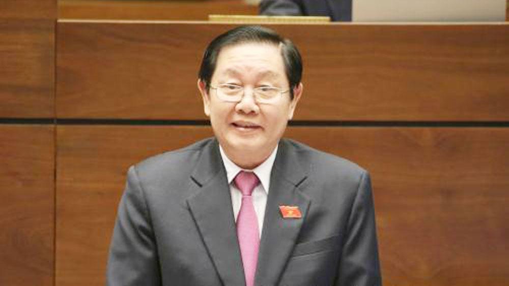Chủ tịch UBND tỉnh, kiêm nhiệm Hiệu trưởng, Trường Đại học Hạ Long, Quảng Ninh, Nguyễn Văn Thắng, đại biểu Quốc hội